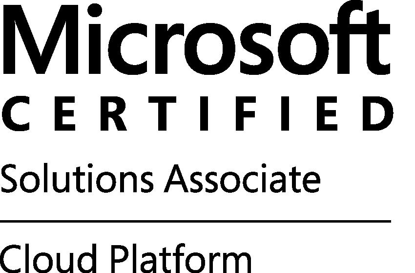 MCSA CloudPlatform-logo-Blk